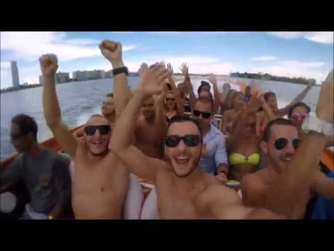 Work and Travel Summer 2015 Trip Miami Las Vegas L.A. Go Pro Hero 4