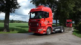 Truckrun Lemelerveld 12-08-2017, the Movie