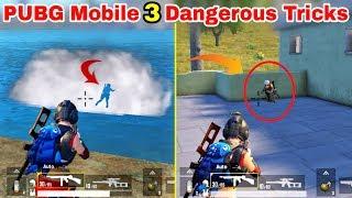 PUBG Mobile 3 Dangerous Secret Tricks | Only 0.02% People Know This Secrets