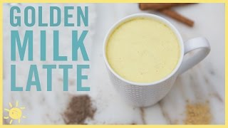 EAT | Golden Milk Latte