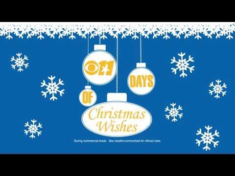 Frontier TUNEIN CBS11 DAYS OF CHRISTMAS