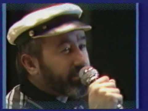 Владимир Асмолов - Концерт в Днепропетрвске 1989