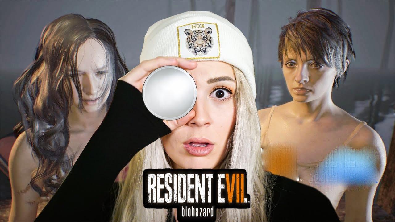 (Monster Energy Özel) GERÇEKLER! (Resident Evil : Biohazard Bölüm 5)
