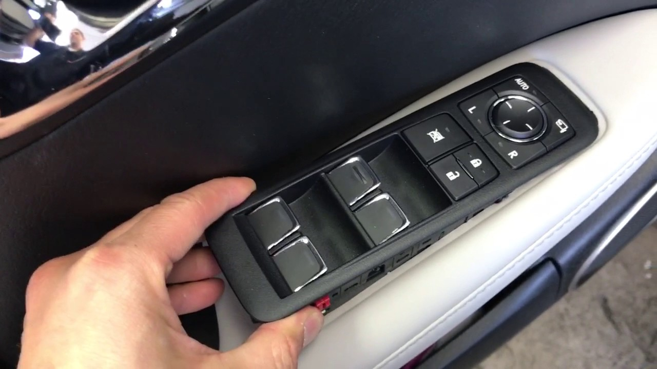 2017 Lexus Rx350 Door Panel Removal Youtube 2008 R350 Fuse Box