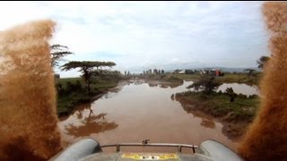GoPro HD: Race4Change – East African Safari Classic with Travis Pastrana