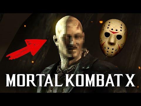 Mortal Kombat X - ДЖЕЙСОН БЕЗ МАСКИ? ЛЕГКО!