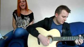 """Adele - """"One and only"""" -- Acoustic cover by Introducing Kat (With chords and lyrics)"""