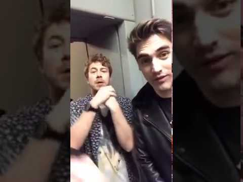 Busted - Facebook Live (November 24, 2016)