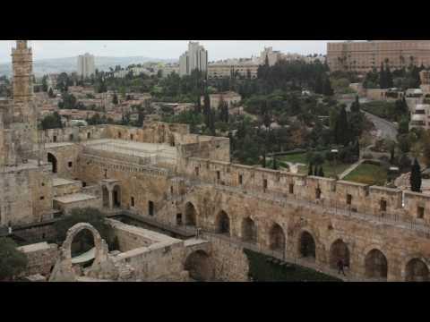 Jerusalem. November, 2016