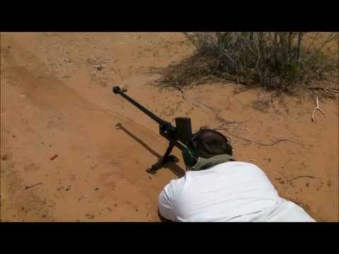 WW2 Boys Anti-Tank Rifle in 50bmg
