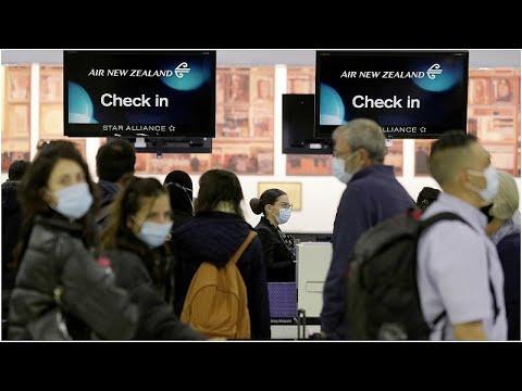 شاهد: سعادة غامرة بين المسافرين مع بدء رحلات -فقاعة السفر- بين أستراليا ونيوزيلندا …  - نشر قبل 4 ساعة