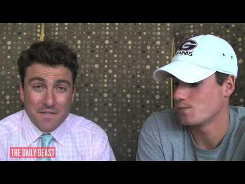 Justin Gimelstob Interviews John Isner at the U.S. Open
