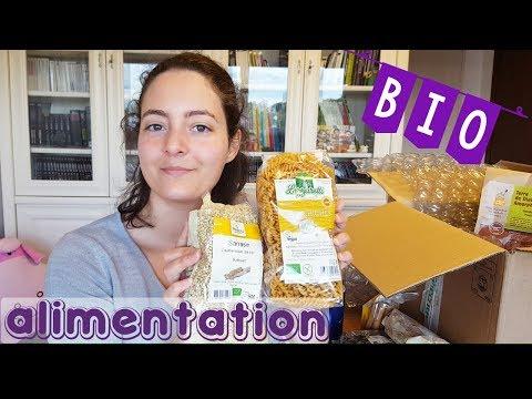 Haul Greenweez #3 - Alimentation bio et Sans Gluten