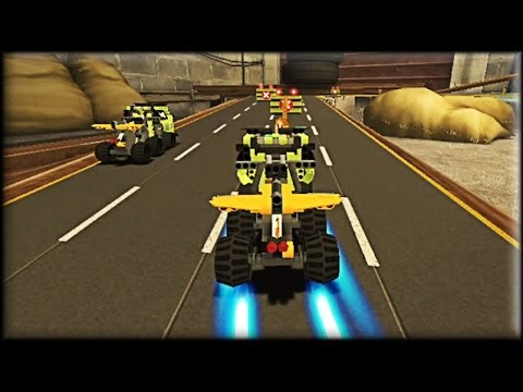 Lego Technic Race Game - YouTube