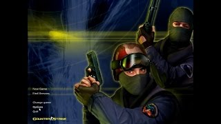 Maen game jadul #1 counter strike 1.6 maps deathmatch