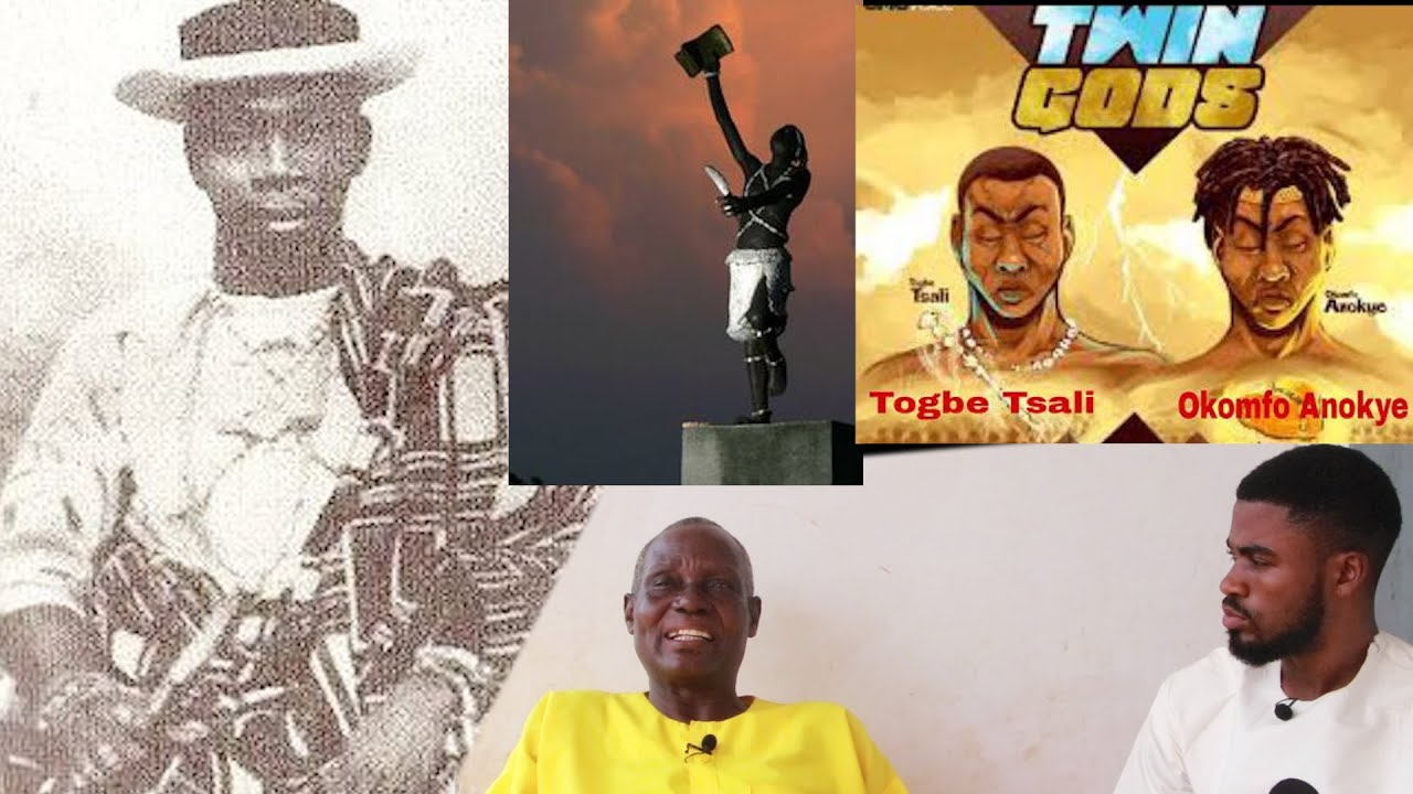 Download THE UNTOLD HISTORY ABOUT THIS TWO PEOPLE WILL SHOCK YOU TORGBUI TSALI AND HIS BROTHEER OKOMFO ANOKYE