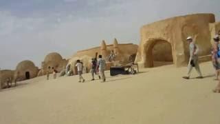 Декорации из фильма - Звездные войны!