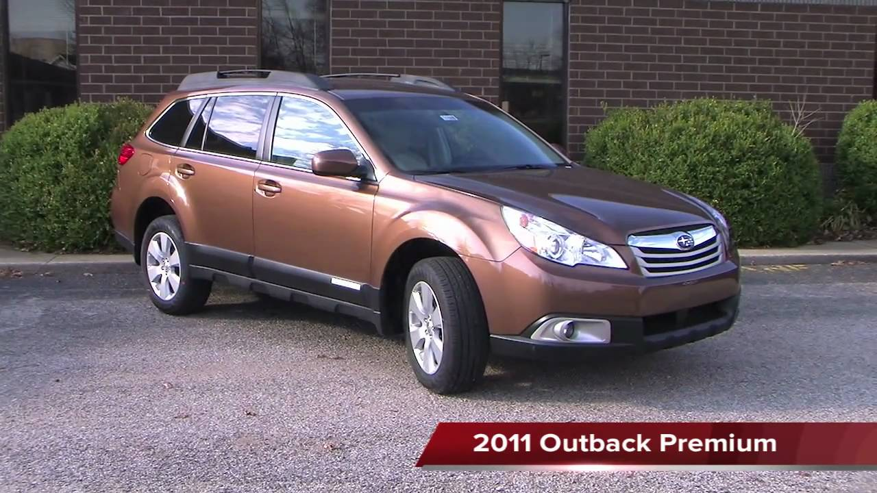 2011 subaru outback model comparison youtube. Black Bedroom Furniture Sets. Home Design Ideas