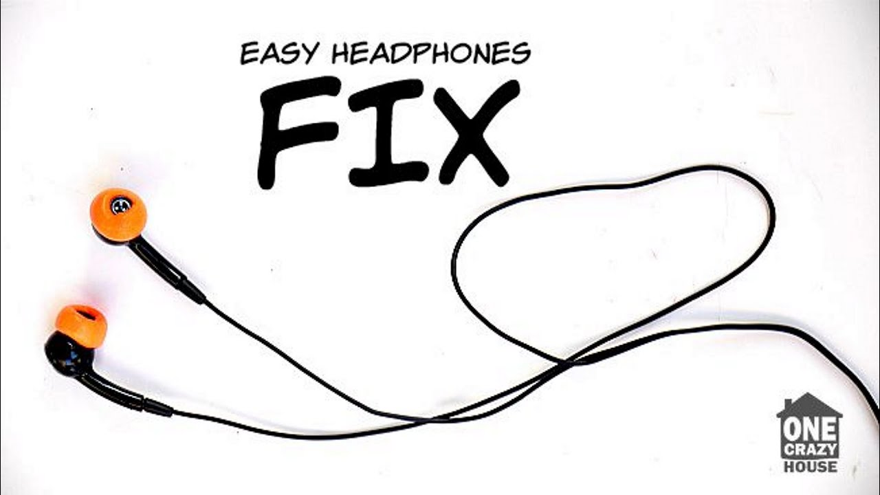 DIY Noise Cancelling Earbuds - YouTube