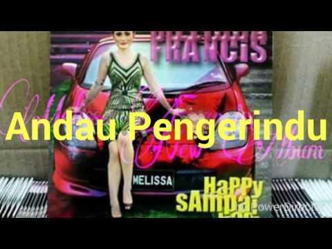 Melissa Francis - Happy Sampai Pagi, Promosi Album