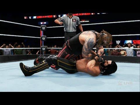 WWE 2K20 DLC Finishers |