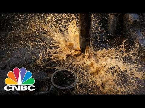 Crude Oil's Commodity Coup | Trading Nation | CNBC
