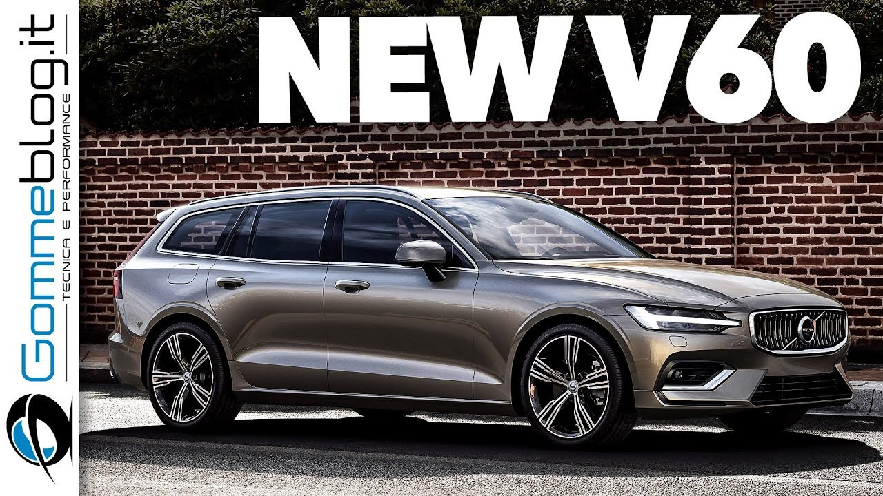 2018 new volvo v60 interior exterior features new v60 t6 and t8 hybrid youtube. Black Bedroom Furniture Sets. Home Design Ideas