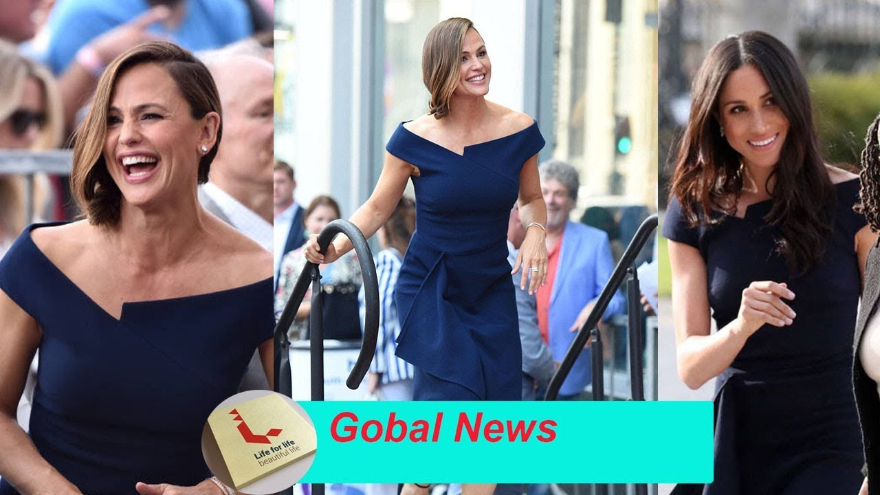 Meghan Markle has inspired pregnant Jennifer Garner single mom to wear THIS outfit.