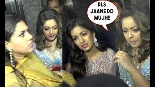 Tanushree Dutta Gets Mobbed By Fans And Media At Her First Public Appearance After Me Too Campaign
