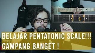 Belajar Pentatonic Scale Biar Jago Gitar