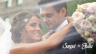Sergei and Julie. Slavic Christian Center. Tacoma Wedding videographer
