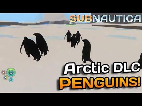Subnautica Arctic DLC - PENGUINS?! - Developer video | Subnautica News #101