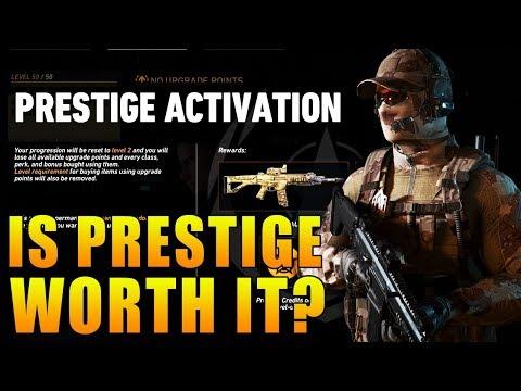 WHAT HAPPENS WHEN YOU PRESTIGE IN GHOST RECON WILDLANDS?   (Ghost War Prestige Mode Unlocks & More)
