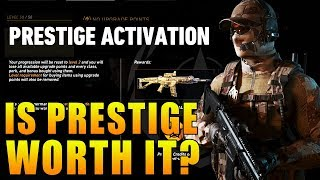WHAT HAPPENS WHEN YOU PRESTIGE IN GHOST RECON WILDLANDS? | (Ghost War Prestige Mode Unlocks & More)