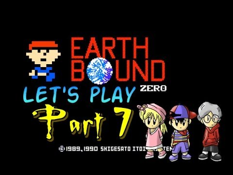 Let's play Mother 1 part 7: Meet Ana
