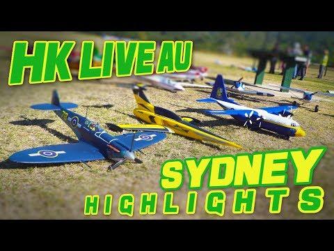 HK Live AU - Sydney Event Highlights
