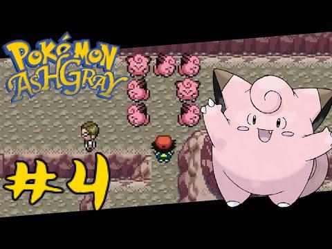 Pokemon: Ash Gray - Tam Çözüm#4 : Ay Dağı ve Uzaylılar