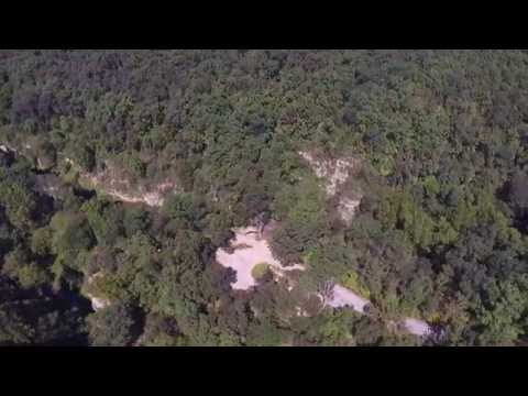 Grand Gulf State Park Aerial View