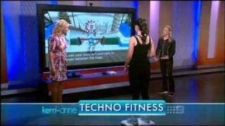 Fitness Games: Review of Xbox, PS3, and Nintendo Wii Fitness Games
