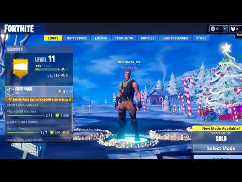 How To Use Voice Chat On Fortnite