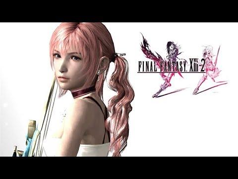 Final Fantasy XIII-2 – The Movie / All Cutscenes + Full Story �p HD】
