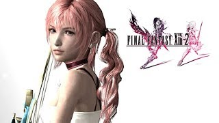 Final Fantasy XIII-2 – The Movie / All Cutscenes + Full Story 【1080p HD】