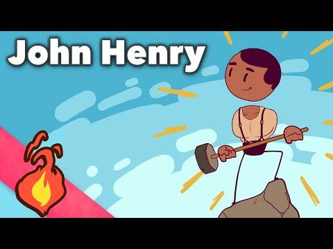 John Henry - Spirit of the Working Man - Extra Mythology
