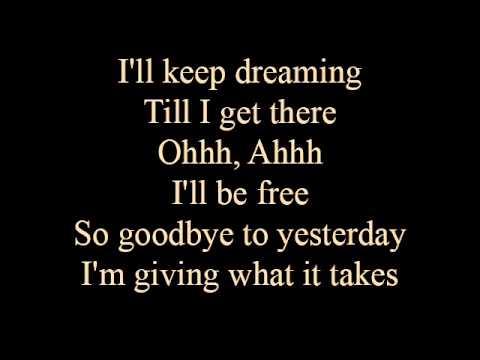 Im on my way  lyrics