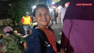 Aneka Jajanan Di Pasar Malam Pemuda 3 Samarinda Harga Murah Meriah