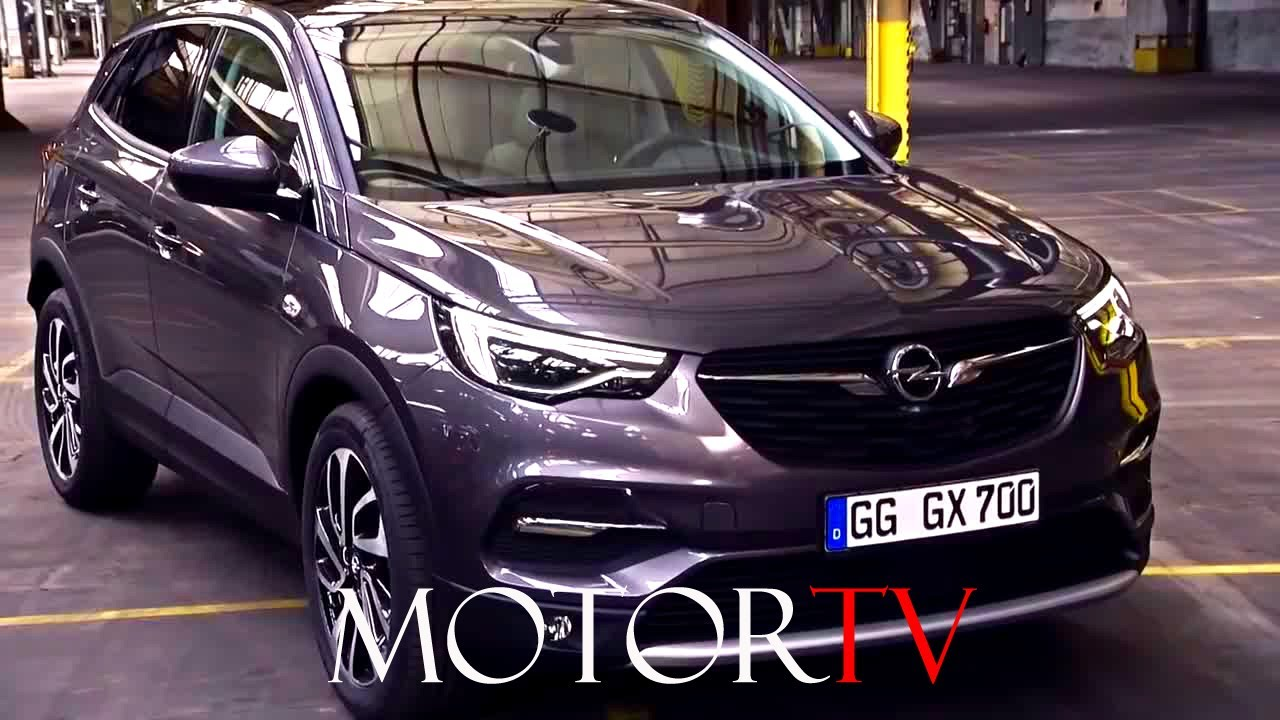 suv 2018 opel grandland x l clip youtube. Black Bedroom Furniture Sets. Home Design Ideas