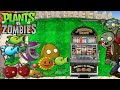 Casino Plants!?  Slot Machine  MINIGAMES  Plants vs Zombies