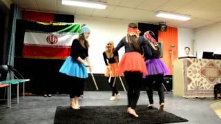 Khorasani dance - Persian Night @ TU Chemnitz (HD)