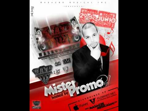 Masacre Radio Show - Capitulo 1 - Hosted By Mister Promo