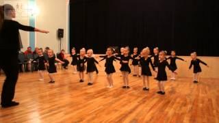 Бальные танцы во Владимире, Дети 1 год обучения с 4-х лет